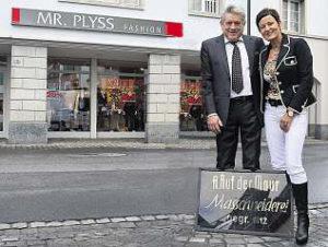 2012 das grosse Fest 200 Jahre Schneidermeister-Dynastie
